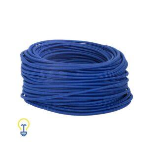 Blauw Snoer | Elektriciteitssnoer | Strijkijzersnoer | 2 x 0.75 mm2 | De grootste online webwinkel voor alle creatieve strijkijzersnoeren.